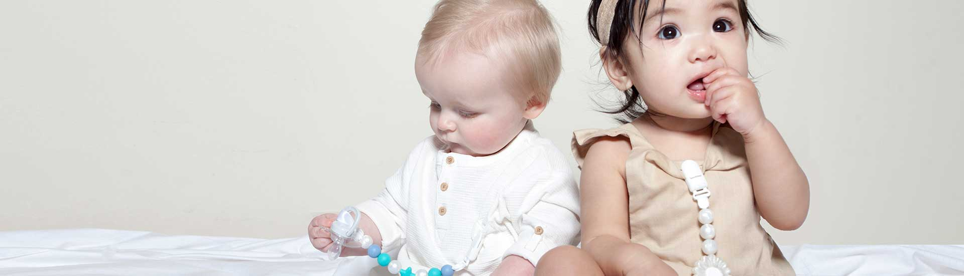 New Nibbling Teething Products